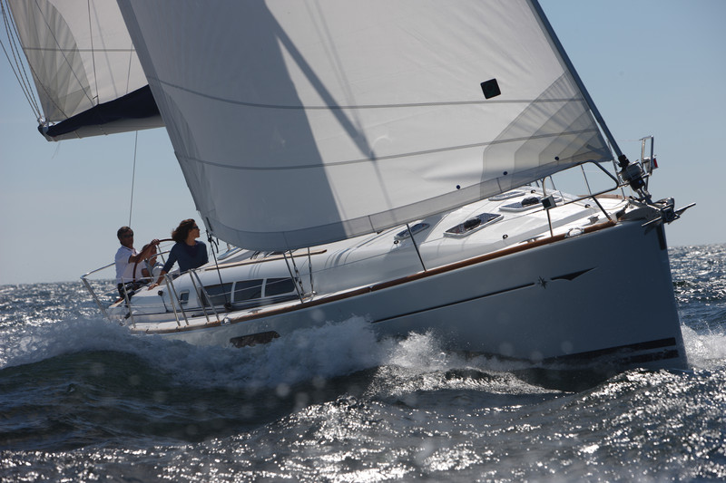 Sun Odyssey 44i Economy - Sailing Yacht for Charter in Greece