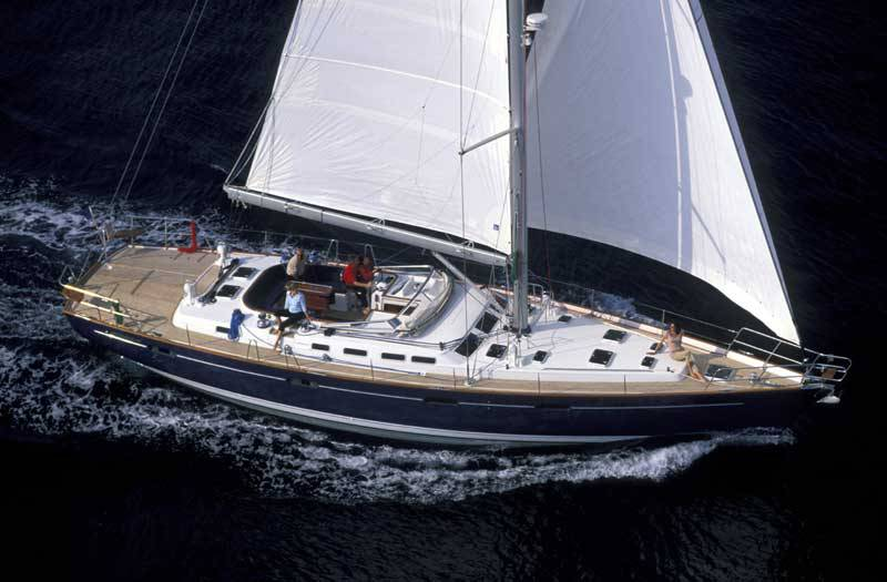 Sea Star - Sailing Yacht for Charter in Greece