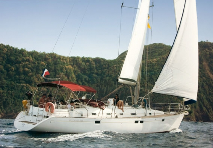 Eleni - Sailing Yacht for Charter in Greece