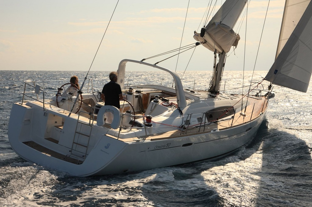 Lady Kiki II - Sailing Yacht for Charter in Greece