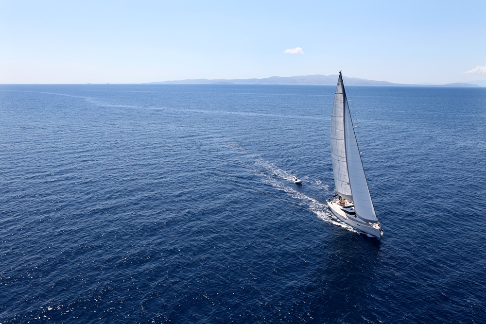 Shooting Star - Sailing Yacht for Charter in Greece
