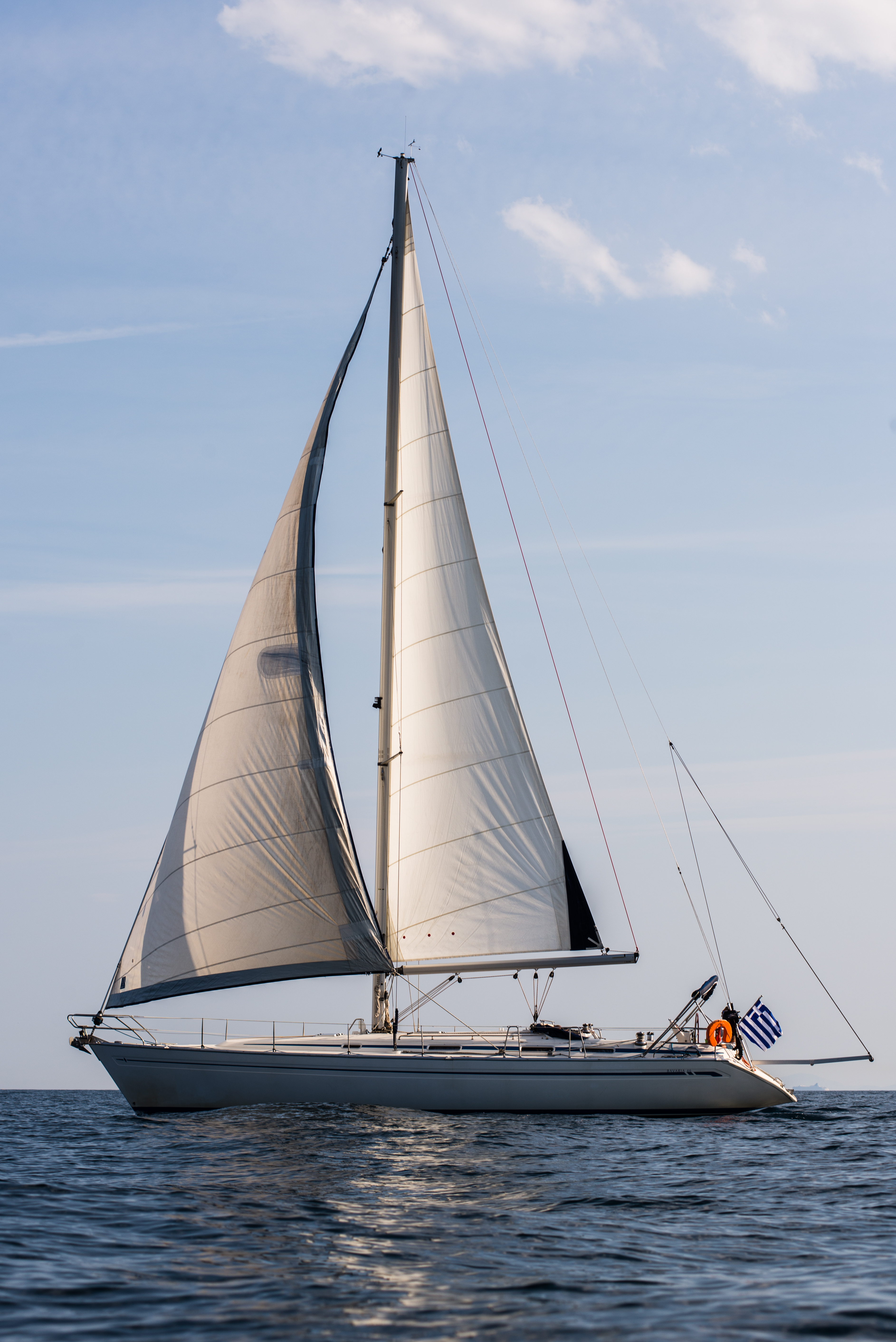 POSEIDON - Sailing Yacht for Charter in Greece