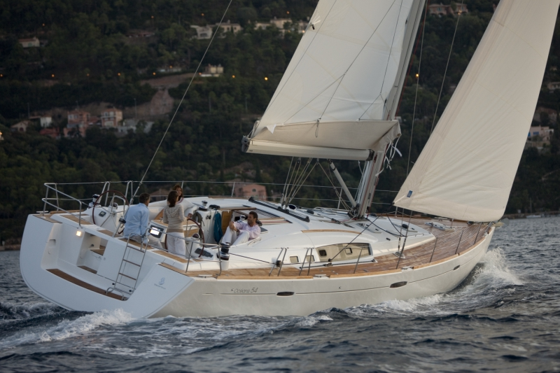 Oceanis 54 Economy - Sailing Yacht for Charter in Greece