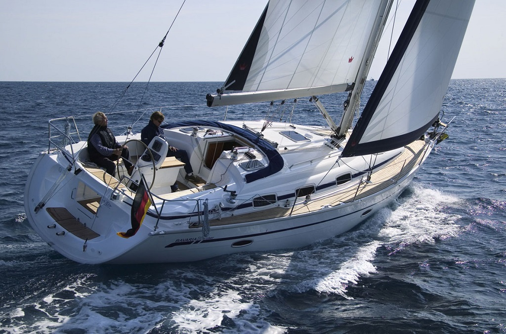 Bavaria 39 Cruiser Economy - Sailing Yacht for Charter in Greece