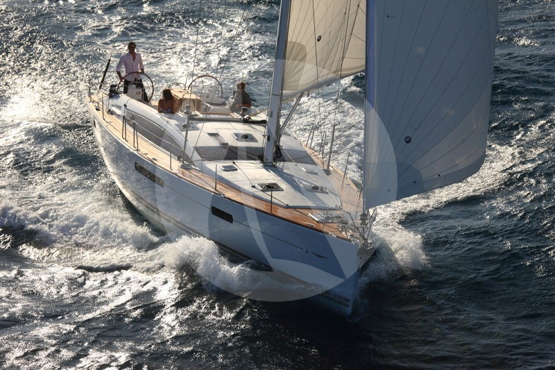 Sail la Vie 53 - Sailing Yacht for Charter in Greece