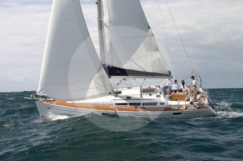 Sail la Vie 42i economy - Sailing Yacht- Sun Odyssey 42i (3Cab)