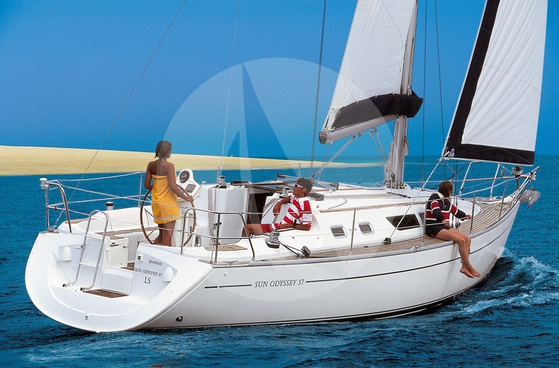 Sun Odyssey 42i Economy - Sailing Yacht for Charter in Greece