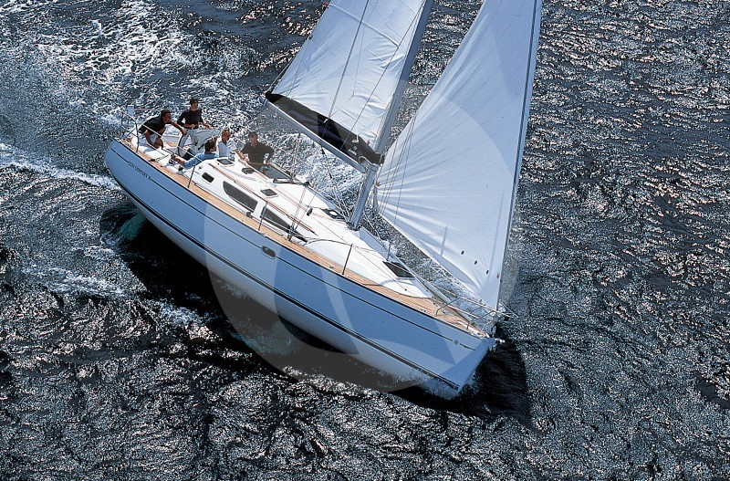 Sail la Vie 35 economy - Sailing Yacht for Charter in Greece