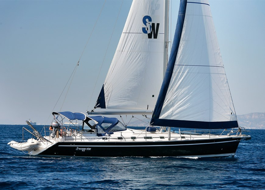 PARTE II - Sailing Yacht for Charter in Greece