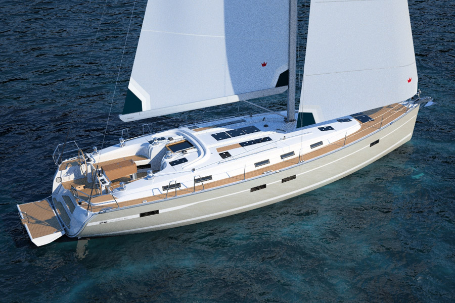 Bavaria 50 Cruiser Economy - Sailing Yacht for Charter in Greece