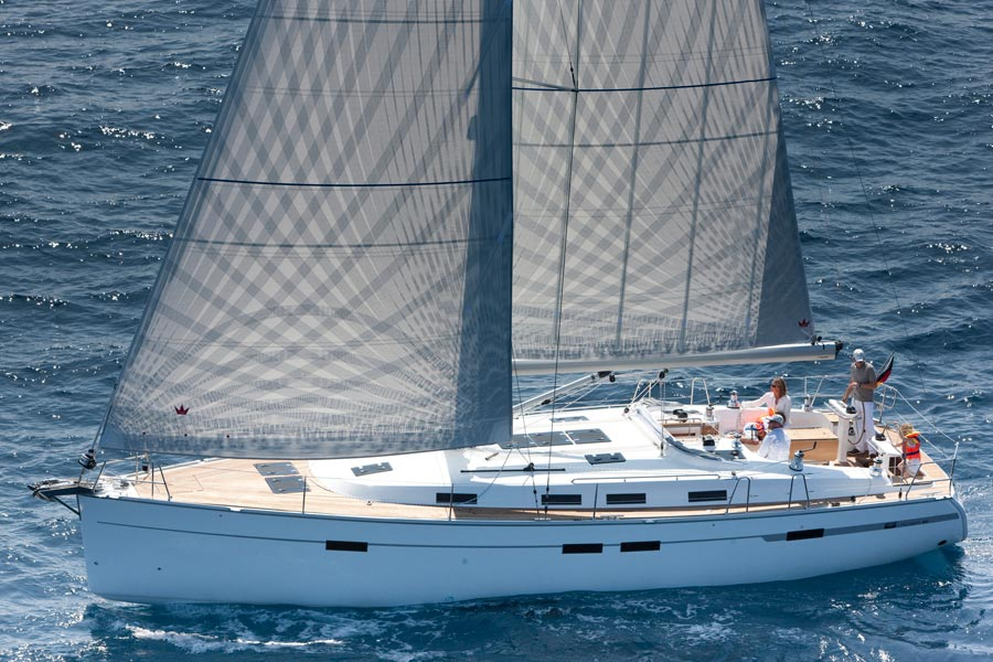 Sea Melody - Sailing Yacht for Charter in Greece