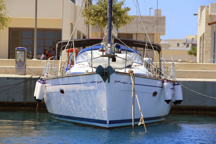 SEA PERK - Sailing Yacht- Bavaria 46 Cruiser (4Cab)