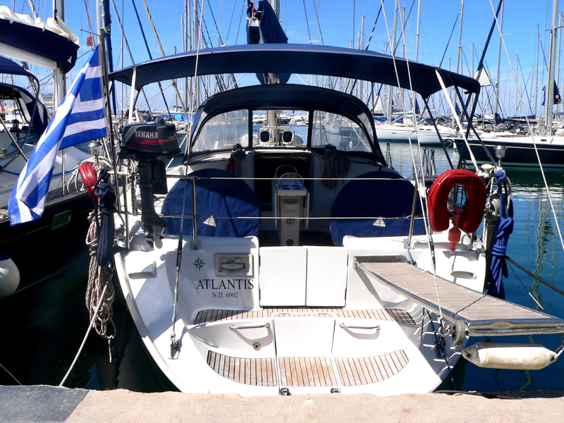ATLANTIS - Sailing Yacht- Sun Odyssey 52.2 (5Cab)