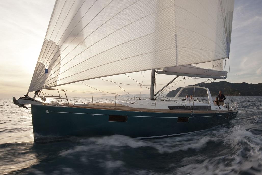 Oceanis 48 - Marina Star
