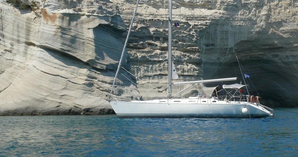 Ageri - Sailing Yacht- Triton 48