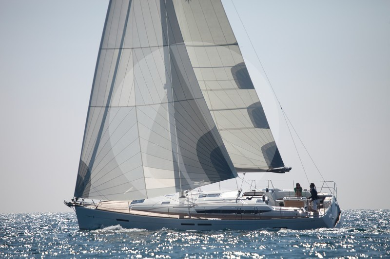Sun Odyssey 439 Class - Sailing Yacht for Charter in Greece