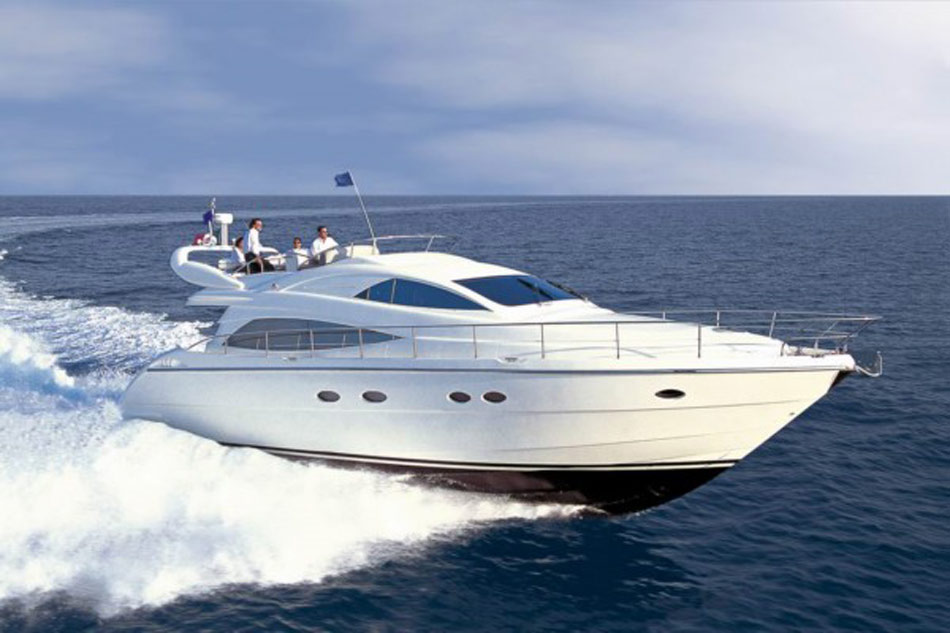 MY JOY  - Motor Yacht for Charter in Greece
