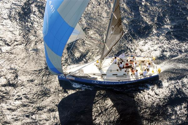 Blue Seal - Racing Yacht for Charter in Greece
