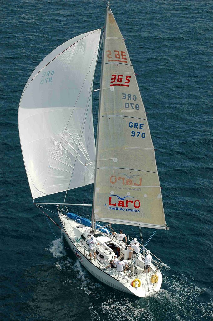 PEGA - Racing Yacht for Charter in Greece