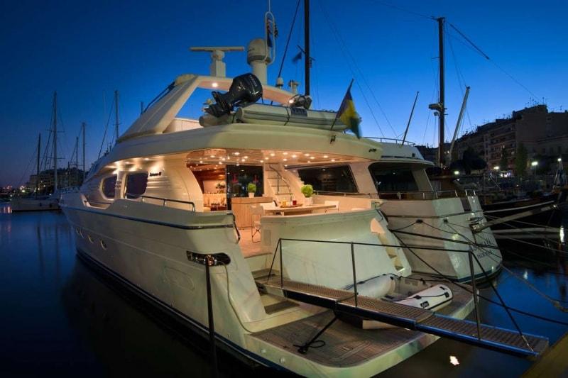 Stephania Anais -  Motor Yacht