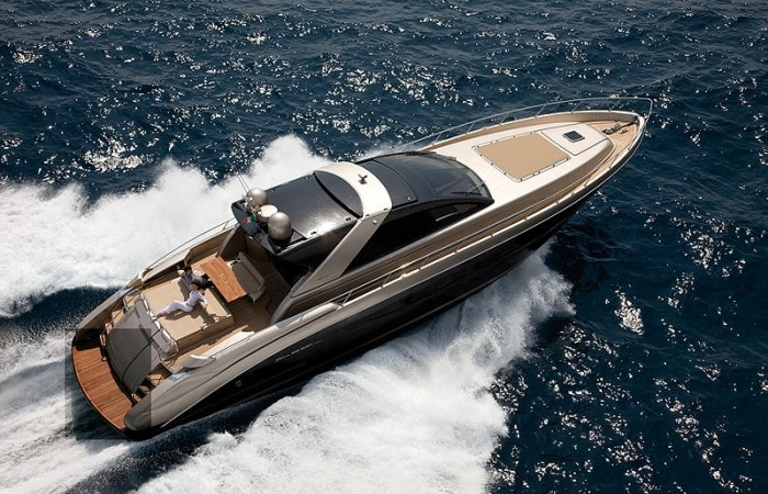 EGO - Motor Yacht for Charter in Greece