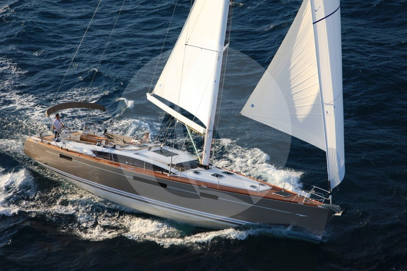 Sail la Vie 57 - Sailing Yacht for Charter in Greece