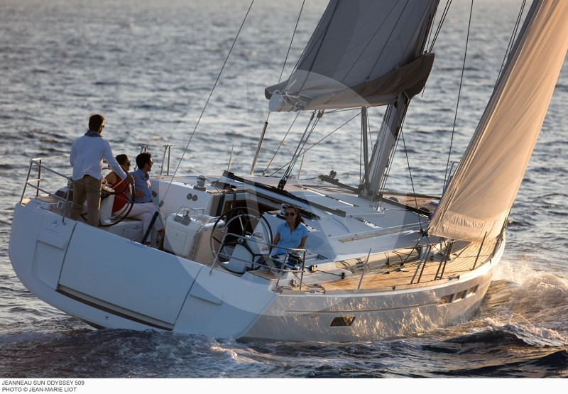 Sun Odyssey 509 Economy - Sailing Yacht for Charter in Greece