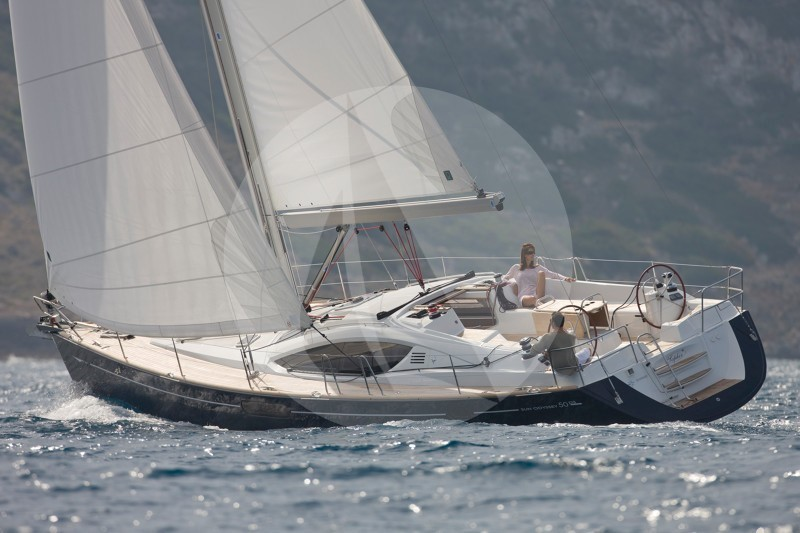 Sail la Vie 50DS - Sailing Yacht for Charter in Greece