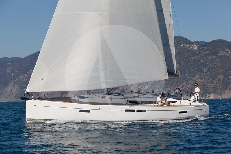 Sun Odyssey 469 Prestige - Sailing Yacht for Charter in Greece