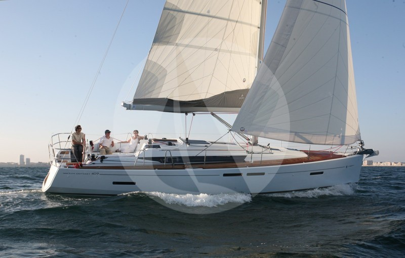 Sun Odyssey 409 Economy - Sailing Yacht for Charter in Greece