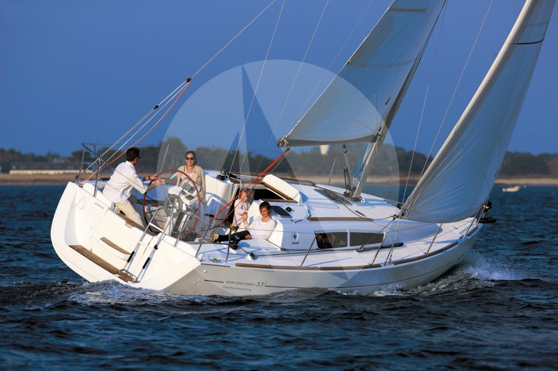 Sail la Vie 33i (2Cab) - Sailing Yacht for Charter in Greece