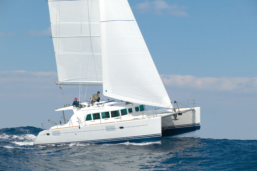 Lagoon 440 - Catamaran for Charter in Greece