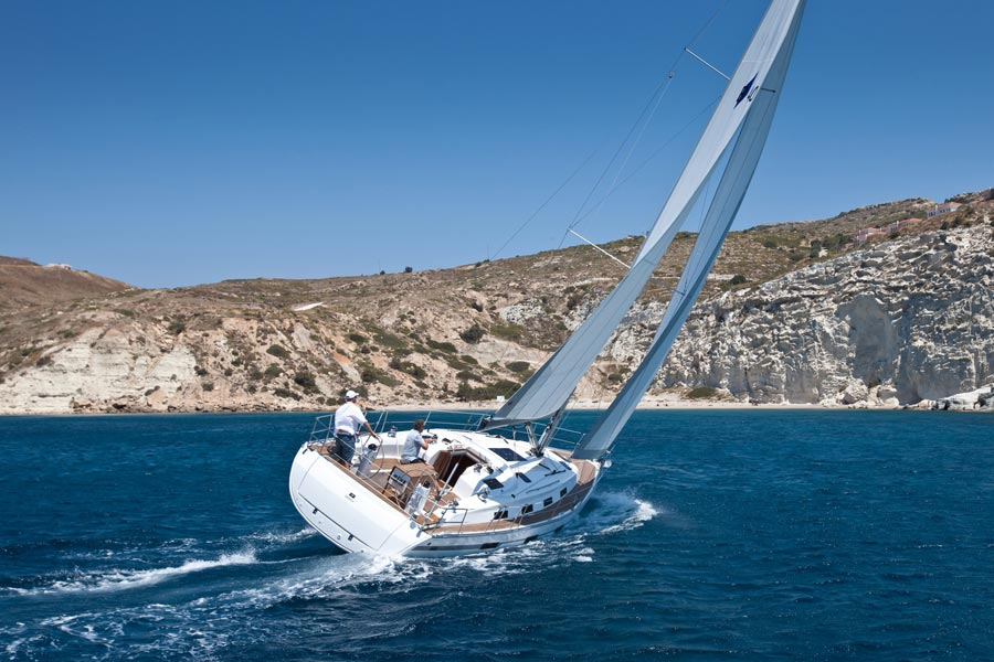 DAIDALOS - Sailing Yacht for Charter in Greece