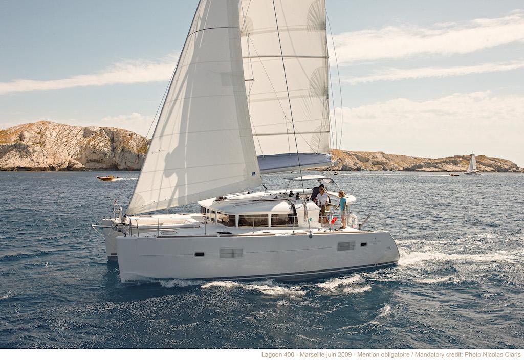 Lagoon 400s2 - Catamaran- Lagoon 400-s2