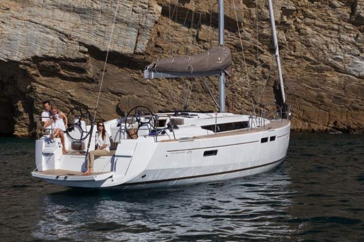 Pacific Gold  - Sailing Yacht for Charter in Greece
