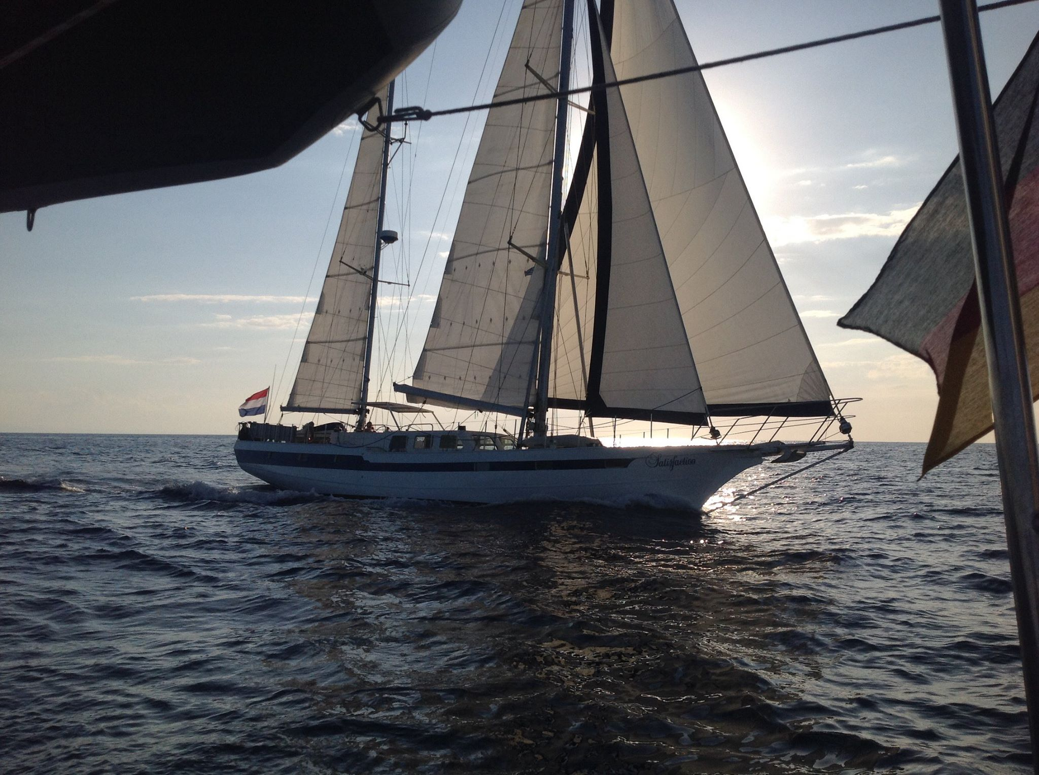 MAUSI - Sailing Yacht for Charter in Greece