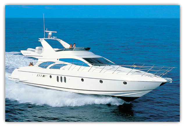 Azimut 62 Evolution - Motor Yacht for Charter in Greece