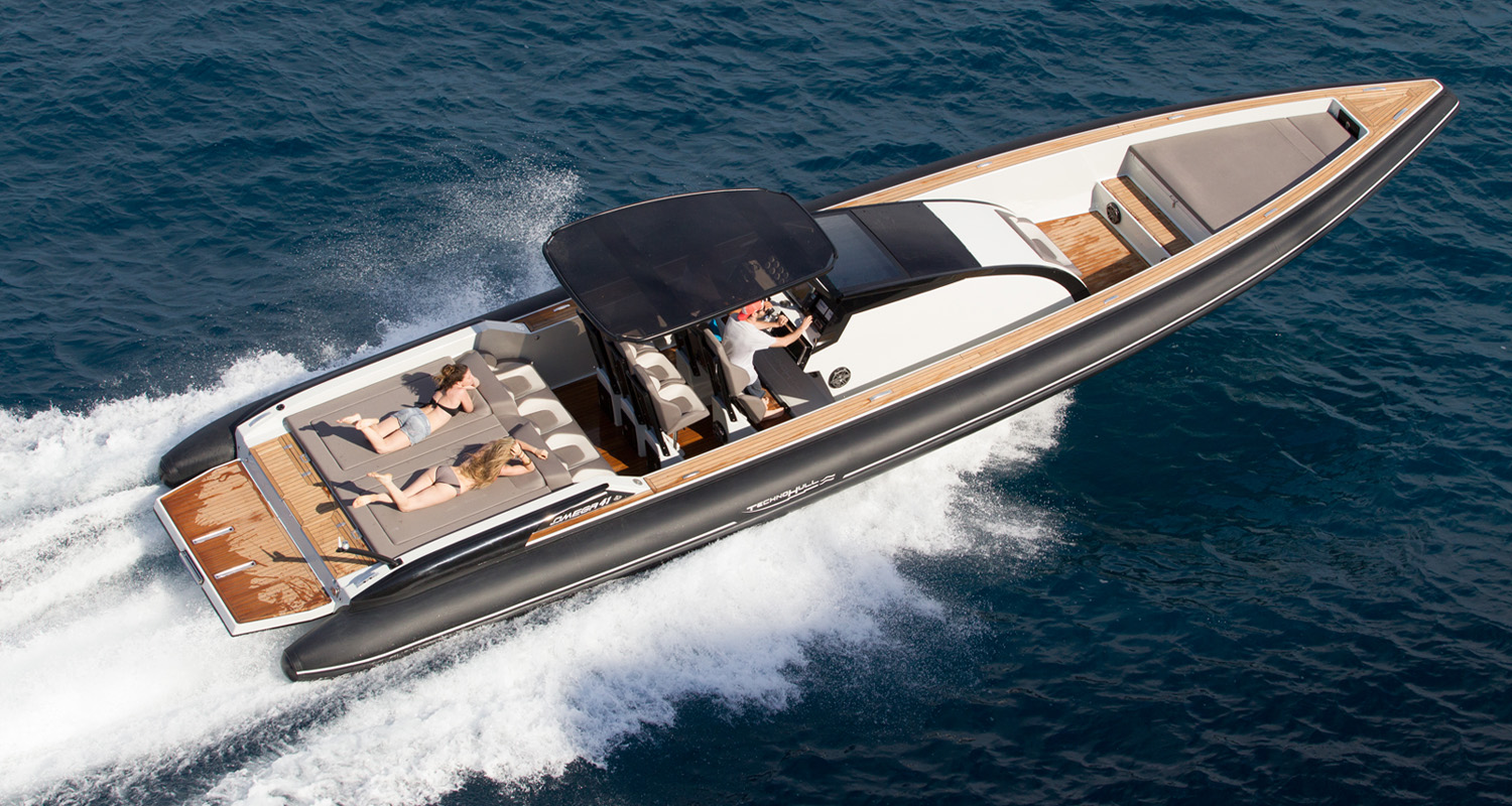 Omega 41 - Motor Yacht for Charter in Greece