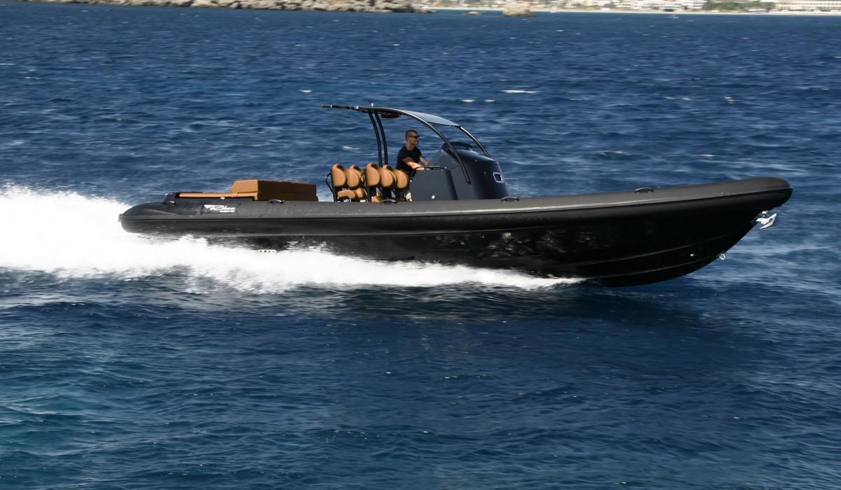 Ribco seafarer motor yacht ribco seafarer 36 enjoy for Motor boat rental greece
