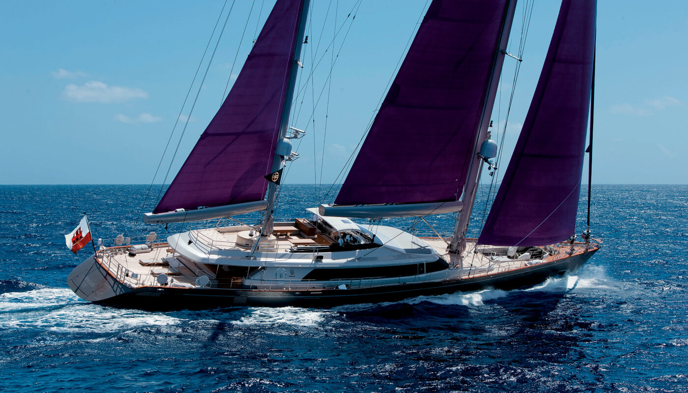 Baracuda Valletta - Mega Yacht for Charter in Greece