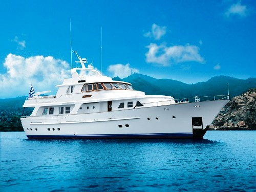 Suncoco - Mega Yacht for Charter in Greece