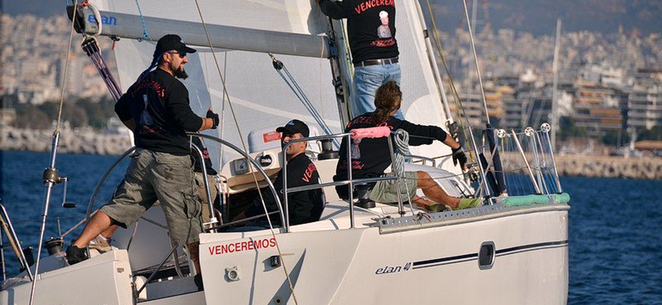 VENCEREMOS - Racing Yacht for Charter in Greece