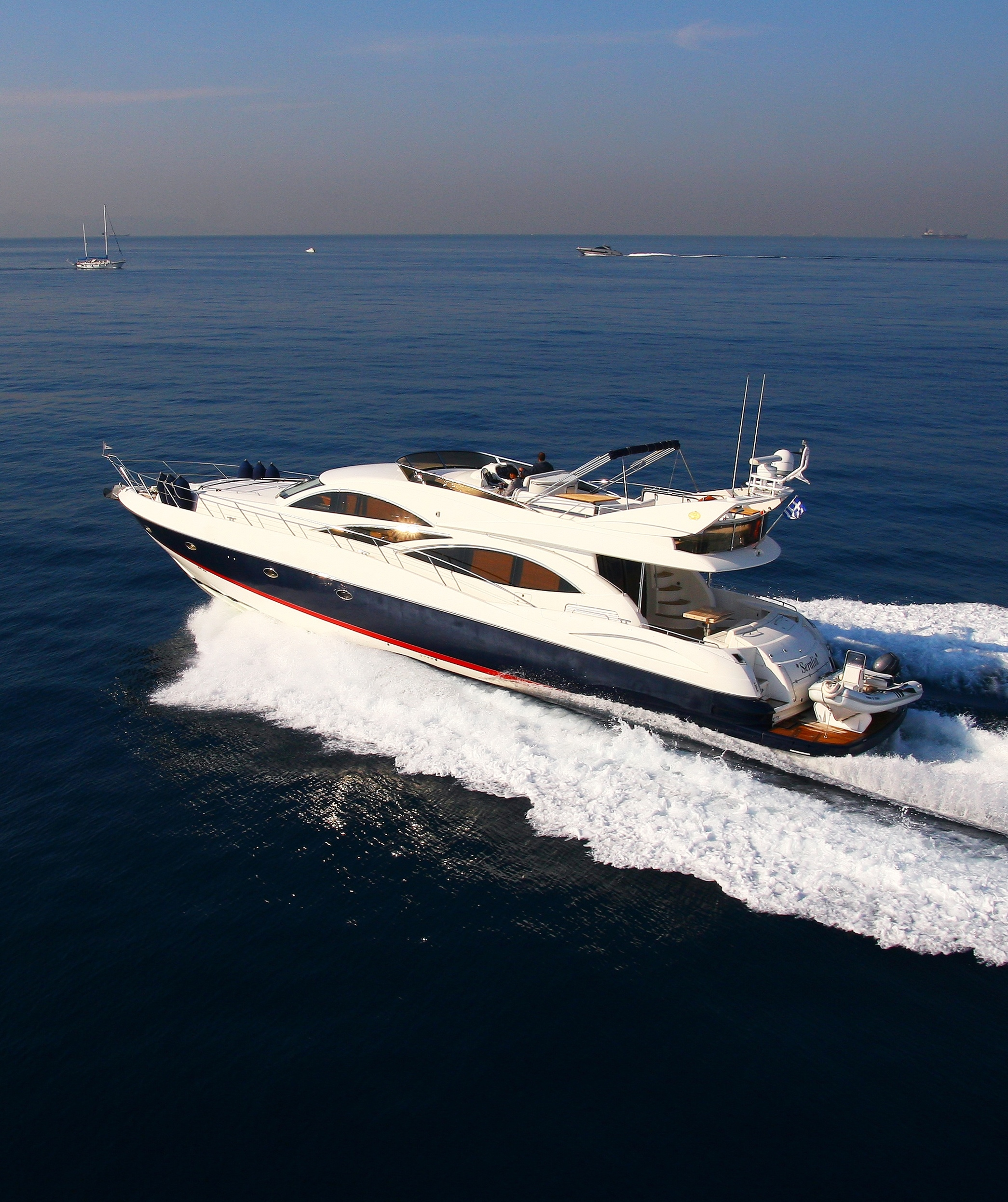 Seralia - Motor Yacht for Charter in Greece