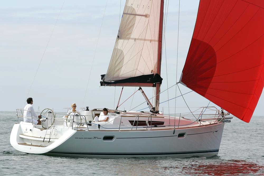 PANDIMILIA - Sailing Yacht- Sun Odyssey 39i (3Cab)