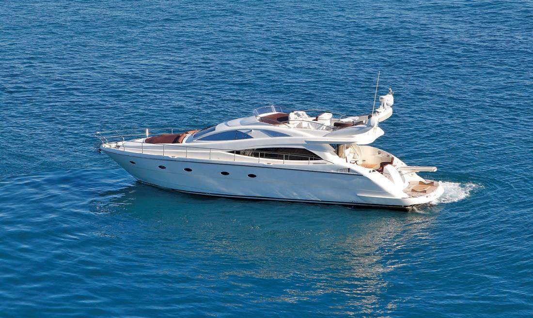 NELL MARE - Motor Yacht for Charter in Greece