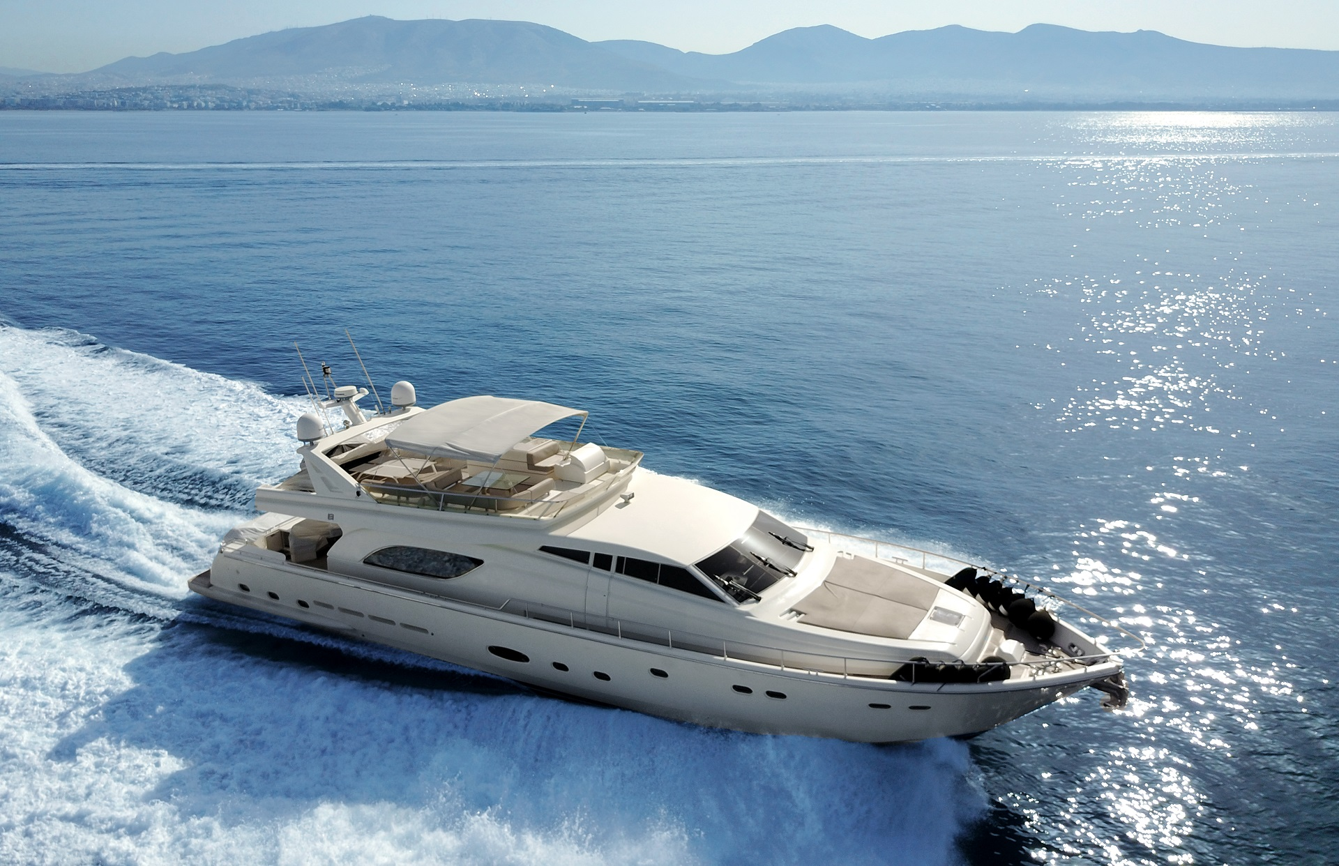 ARMONIA - Motor Yacht for Charter in Greece