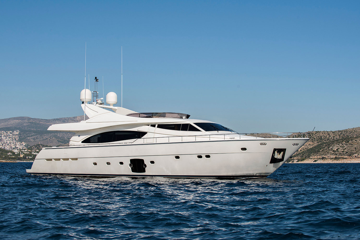 DAY OFF - Motor Yacht for Charter in Greece
