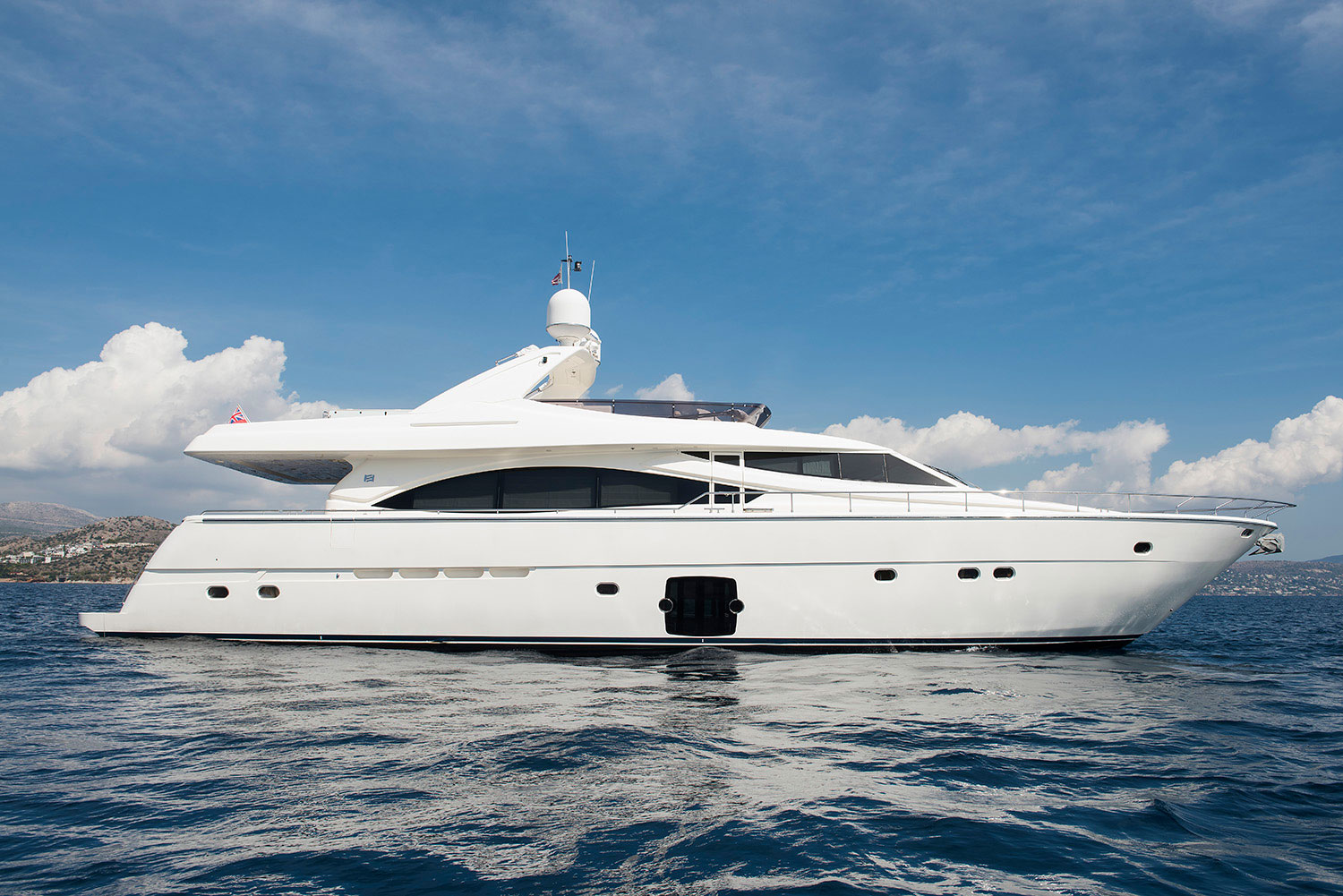JULIE M - Motor Yacht for Charter in Greece