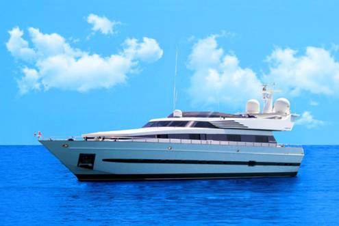 GEORGITA II - Mega Yacht for Charter in Greece