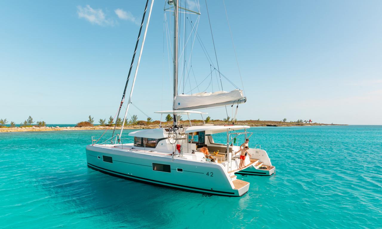 SAO - Catamaran for Charter in Greece